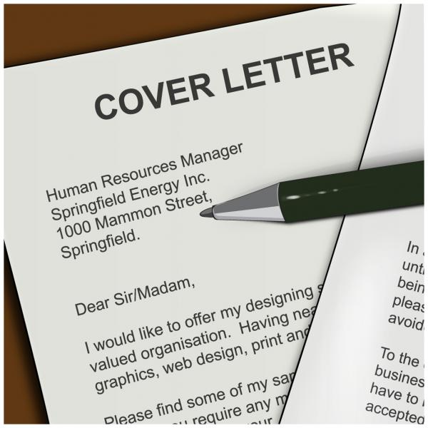 Six Steps to Writing a Great Cover Letter