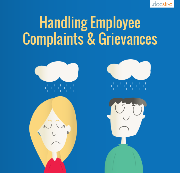 The Value of an Open Door Policy and an Employee Complaint Process